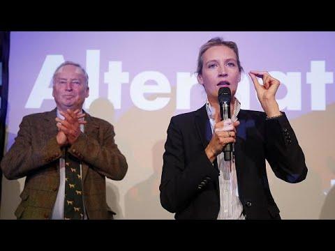 Πολιτικός «σεισμός» στη Γερμανία από το ακροδεξιό AfD
