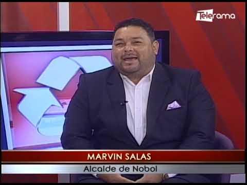 Organización de placita emprendedora y la reactivación turística de Nobol