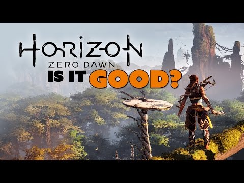 Horizon Zero Dawn: IS IT GOOD? - The Know Game News