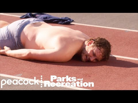 Chris Trains Andy - Parks and Recreation