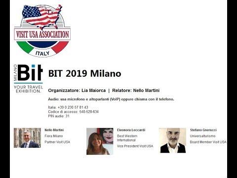 Video BIT 2019 Milano