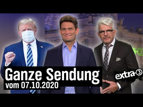 Extra 3 vom 07.10.2020 mit Christian Ehring | extra 3 | NDR