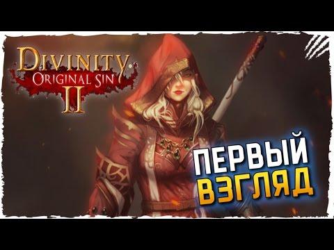 геймплей Divinity Original Sin 2