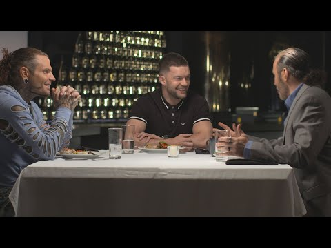 The Hardy Boyz recall their shocking return on Table for 3 (WWE Network Exclusive)