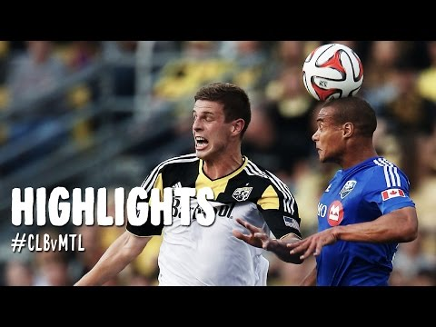 HIGHLIGHTS%3A Columbus Crew vs. Montr%C3%A9al Impact  %7C July 19%2C 2014