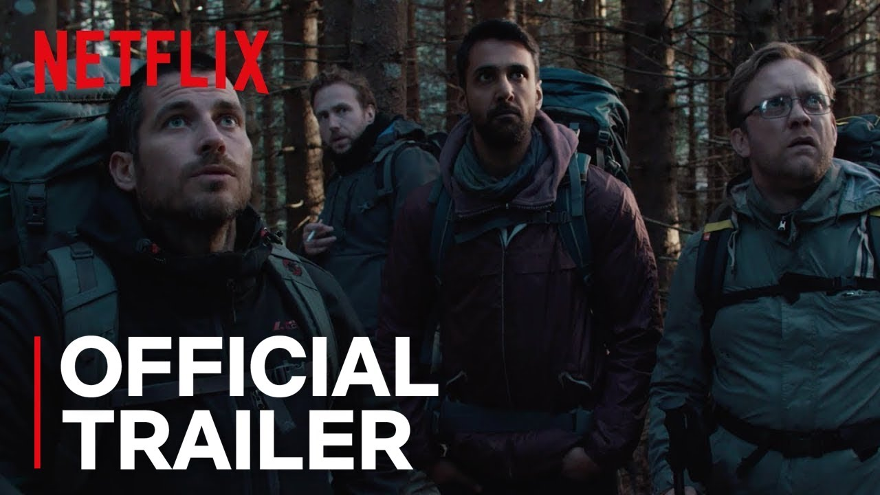 The Deeper you Go, the Scarier it Becomes in Netflix's 'The Ritual' (Trailer)