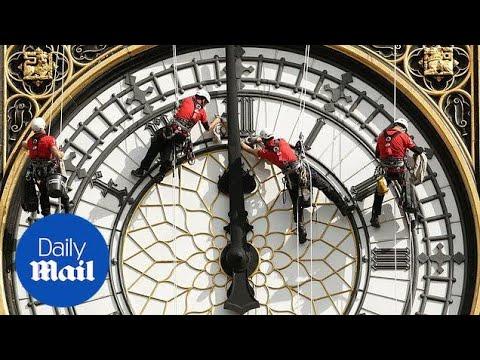 Η ιστορία του Big Ben σε ένα λεπτό
