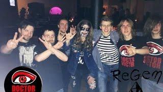 Video ReGen - Lovci Čarodějnic (live)