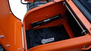 8. Урал Ямал Limited Edition Ural Yamal Limited Edition   мотоцикл � кол��кой перекликающим�� � внешно�