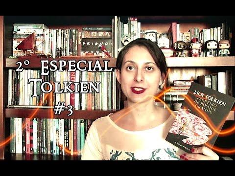 2º Especial Tolkien #3 - Ferreiro de Bosque Grande [a.k.a a última história de Tolkien]