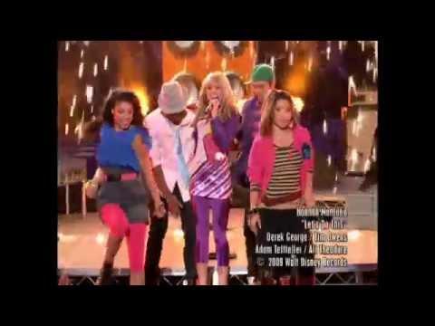 Tekst piosenki Hannah Montana - Let's Do This po polsku
