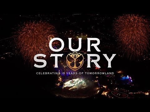 OUR STORY  | CELEBRATING 15 YEARS OF TOMORROWLAND - Thời lượng: 59 giây.