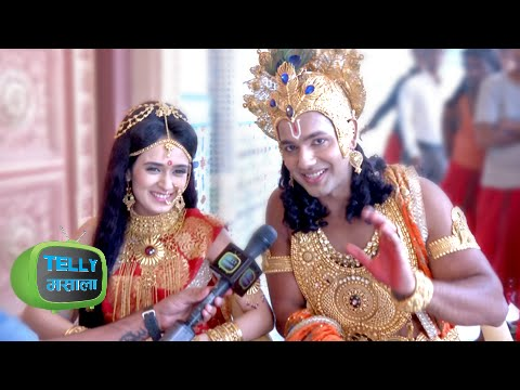 Interview: Draupadi & Krishna Answer Funny Questio