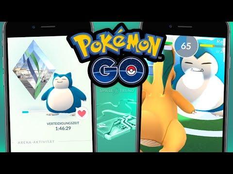 Arenen aktiv, Raids ab Level 35 & Erklärung zu PokéCoins | Pokémon GO Deutsch #334