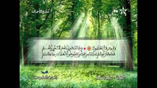 Recitation of the Sheikh Rachid belasheyyah تلاوة مميزة للمقرئ رشيد بلعشية الحزب 16