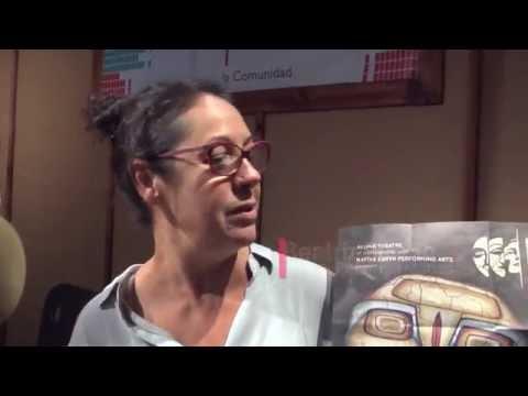 Reconocida artista colombiana Beatriz Pizano en CHHA Voces Latinas
