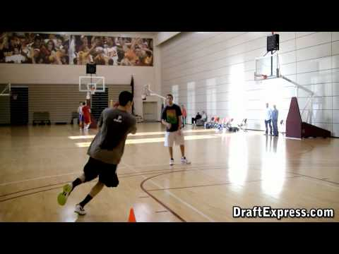 DraftExpress - Klay Thompson Pre-Draft Workout & Interview