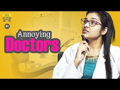 Annoying Doctors - LOL OK Please || Comedy Web Series || Episode 4 || Telugu