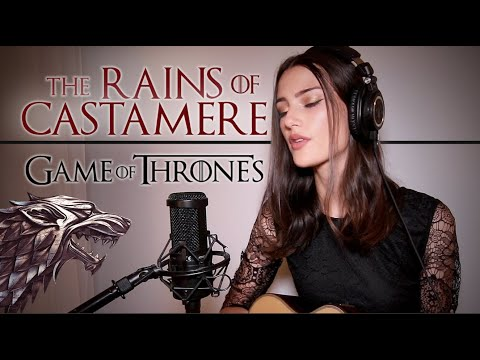 """Ramin Djawadi & George R.R. Martin  """"The Rains of Castamere  (Lannister Song)"""" Cover by Rachel Hardy"""