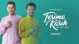 Video Terima Kasih (Official Audio) - Aizat Amdan & Faizal Tahir MP3, 3GP, MP4, WEBM, AVI, FLV Mei 2017