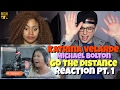 Download Lagu Katrina Velarde - Go The Distance (Michael Bolton) Reaction Pt.1 Mp3 Free