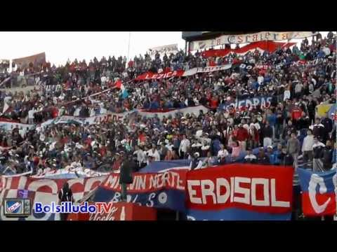 Nacional vs Fenix - Explota la hinchada + Gol - La Banda del Parque - Nacional - Uruguay - América del Sur
