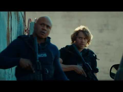 NCIS Los Angeles 8x06 - Torture