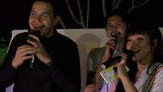 Video Yura Yunita, Tulus & Petra Sihombing - Cinta dan rahasia ( Live at Bukber bareng Hip Hip Yura 2017 ) MP3, 3GP, MP4, WEBM, AVI, FLV Agustus 2018