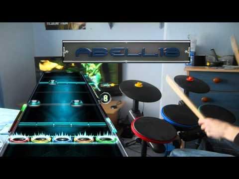 Guitar Hero – Livin' On A Prayer – Drums Expert