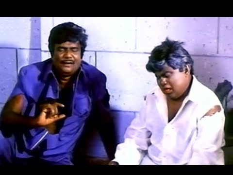 Senthil - Senthil, Goundamani Comedy - Nadodi Mannan Tamil Movie Scene. Watch the comedy duo set out to return a suit case full of money and end up trolled in this sce...