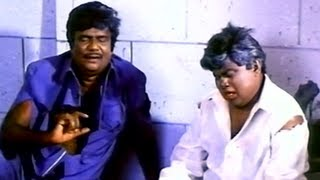 Senthil, Goundamani Comedy - Nadodi Mannan Tamil Movie Scene