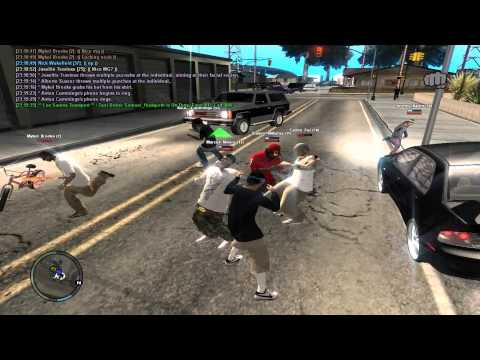 unoocho - Some clips from a brawl with 504 Pirus and us finishing off one members of them after he came to our hood trying to shoot. Join Valhalla Gaming Today : samp....