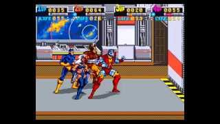 Video X-Men: The Arcade Game (Konami) (1992) Full Playthrough MP3, 3GP, MP4, WEBM, AVI, FLV Juli 2018