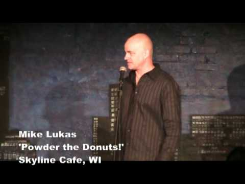 Mike Lukas - Powder the Donuts