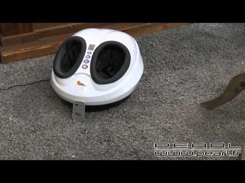 NX8057 - Masseur pour pieds avec fonction chauffage et souffle d'air 3D