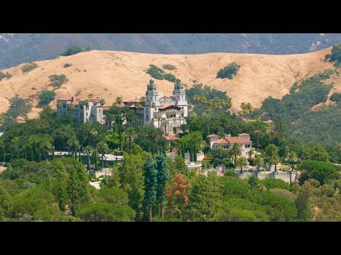 Mimosa Networks Customer: RANCH WiFi and Hearst Castle - B11 Link