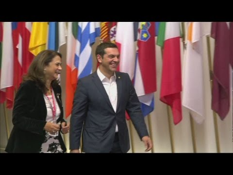 Αλ. Τσίπρας: Η ΕΕ κινείται με ρυθμούς χελώνας στο προσφυγικό