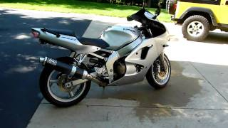 9. 2006 Kawasaki ZZR 600 For Sale