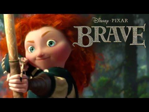 Brave | Wonder Moss | Disney Pixar
