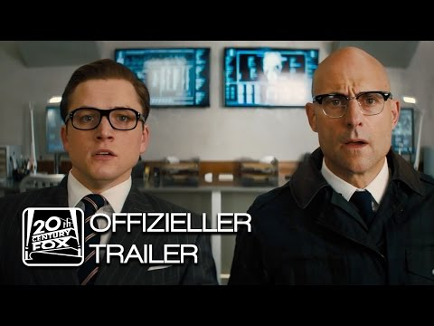 KINGSMAN: THE GOLDEN CIRCLE | Offizieller Trailer 1