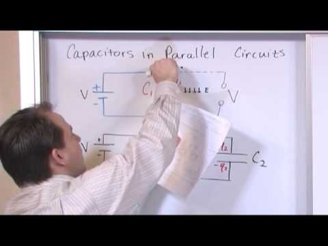 Capacitors - Learn how capacitors are used in electric circuits.