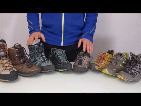 Quelles chaussures pour le GR 20? Les conseils d'un pro de la rando!