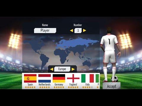 《足球-終極隊伍》手機遊戲玩法與攻略教學!