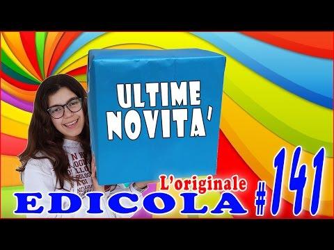 EDICOLA #141: PACCO con le ULTIME NOVITA' (by Giulia Guerra) (видео)
