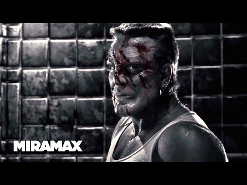 Sin City | 'Maniac' (HD) - Mickey Rourke, Carla Gugino | MIRAMAX