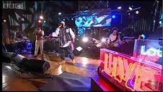 De La Soul First Serve Live Maida Vale BBC 6 Music 2012 - Tennis -