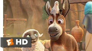 Nonton The Star (2017) - Marketplace Disaster Scene (6/10) | Movieclips Film Subtitle Indonesia Streaming Movie Download