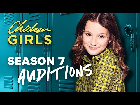 CHICKEN GIRLS | Season 7 Auditions | Hayley LeBlanc