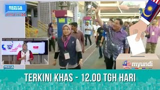 Video PRU 14 | Terkini Khas (12.00pm) MP3, 3GP, MP4, WEBM, AVI, FLV Januari 2019