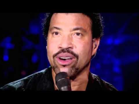 Lionel   Richie     --     Hello   [[   Official   Live   Video  ]]   HD
